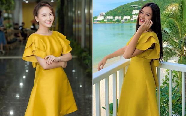 SAO ĐỤNG HÀNG THÁNG 8: Hồ Ngọc Hà, Thanh Hằng đụng hàng xuyên quốc gia vẫn khẳng định đẳng cấp thời trang đỉnh cao-3