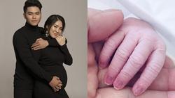 Diễn viên Lê Phương chính thức hạ sinh tiểu công chúa cho ông xã kém 7 tuổi