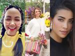 Bản tin Hoa hậu Hoàn vũ 29/8: Hoàng Thùy - Phạm Hương lên đồ xuất sắc, hợp tác chặt đẹp rừng mỹ nhân-12