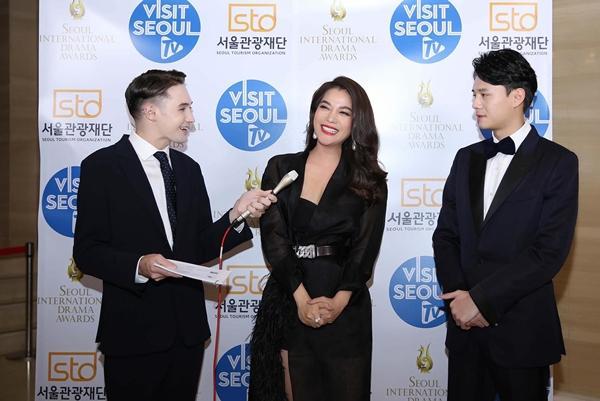 VZN News: Trương Ngọc Ánh được vinh danh là Ngôi Sao Châu Á tại Seoul International Drama Awards 2019-1
