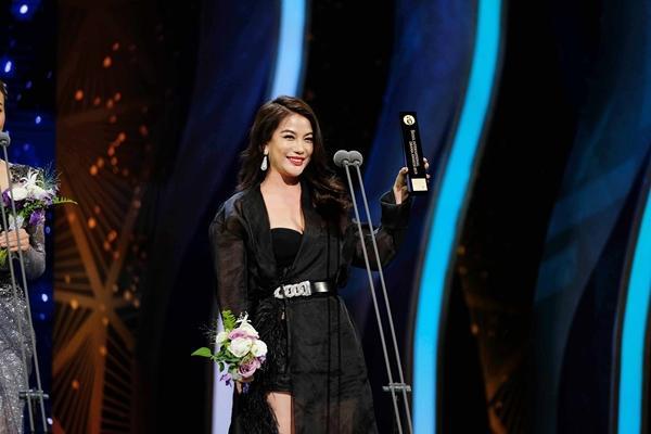 VZN News: Trương Ngọc Ánh được vinh danh là Ngôi Sao Châu Á tại Seoul International Drama Awards 2019-4