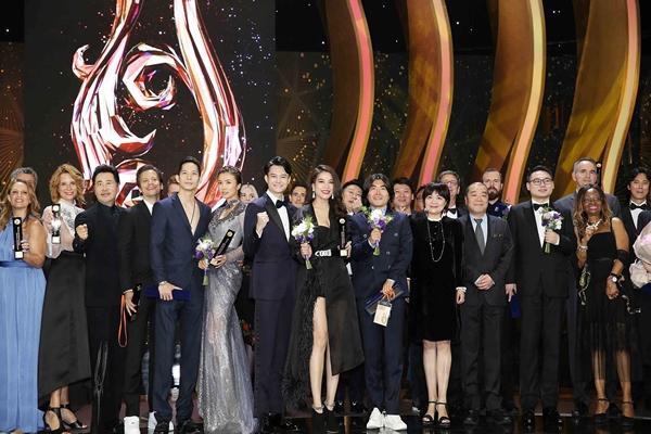 VZN News: Trương Ngọc Ánh được vinh danh là Ngôi Sao Châu Á tại Seoul International Drama Awards 2019-5