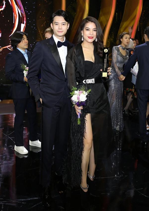 VZN News: Trương Ngọc Ánh được vinh danh là Ngôi Sao Châu Á tại Seoul International Drama Awards 2019-7