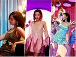 Bích Phương mặc váy lộ vòng một khiêm tốn trong MV 'Đi đu đưa đi'
