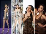 Bích Phương đụng hàng cả Ngọc Trinh và Chi Pu trong MV 'Đi đu đưa đi': phe 'toàn lá ít xôi' thắng hay phe 'xôi thịt' thắng đây?