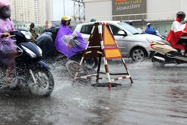 Dự báo thời tiết 29/8, nhiều tỉnh mưa to trước bão số 4-1