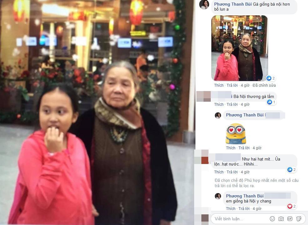 VZN News: Phương Thanh lên tiếng khi bị đồn là người thứ ba, tự may áo tang che mắt công chúng-1