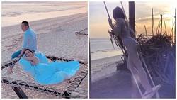 Ngọc Trinh bắt trend #Diduduadi nhanh nhất showbiz với clip đập tan nghi ngờ body xuống cấp