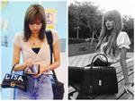 Hot girl nổi tiếng trên mạng nhờ make up giống hệt Jennie, Lisa-1