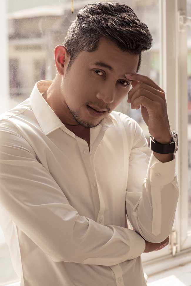 Lương Bằng Quang: Tôi là người duy nhất có vẻ đẹp Trung Đông ở showbiz Việt-2