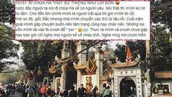 Lặn lội từ Sài Gòn ra Hà Nội đi chùa Hà cầu duyên, cô gái không ngờ sau 1 tuần đã có được 'crush'
