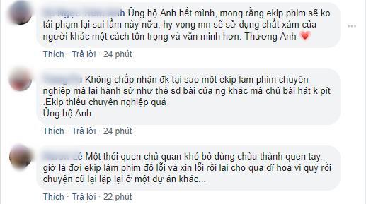 Noo Phước Thịnh kêu gọi tẩy chay phim Ngôi Nhà Bươm Bướm vì dám xài chùa nhạc-4