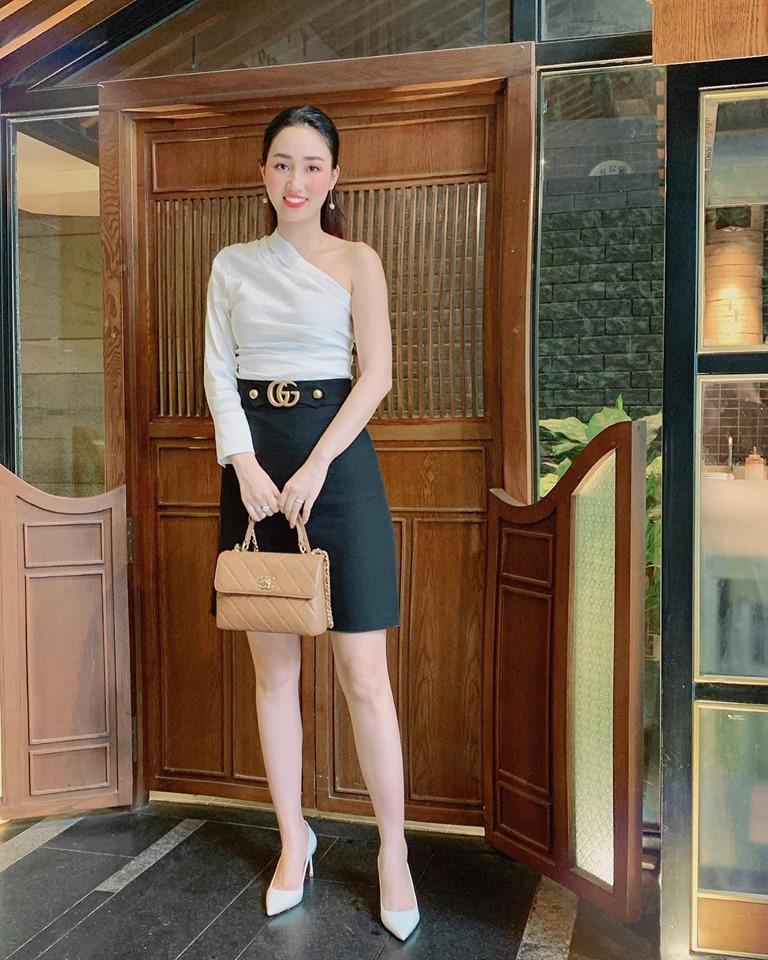 VZN News: Á hậu khổ nhất Việt Nam: Bị chồng đại gia mua núi hàng hiệu và bắt phải dùng-6