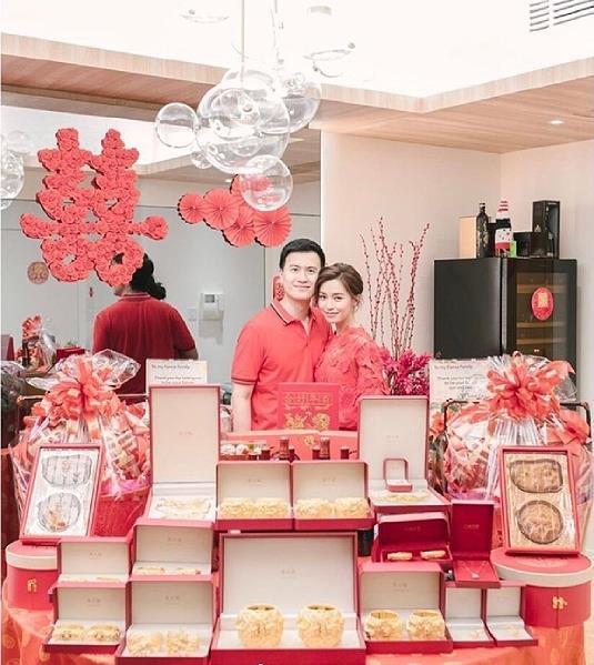 VZN News: Gia thế chồng sắp cưới của sao nữ Thiên long bát bộ 2019-1