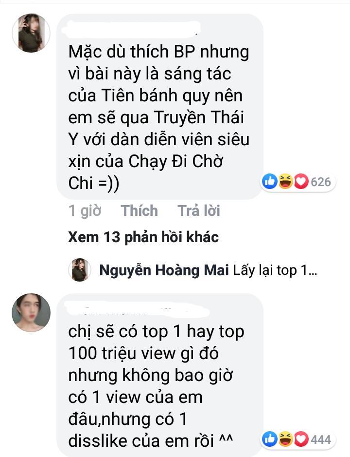 VZN News: Khán giả kêu gọi đưa Truyền thái y của Ngô Kiến Huy lên top 1 trending, quyết tâm hạ bệ Đi đu đưa đi của Bích Phương vì Tiên Cookie-6