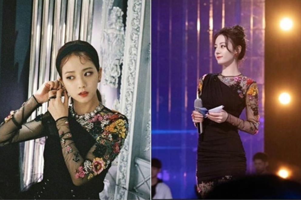 Cuộc chiến váy áo giữa Black Pink và mỹ nhân Trung Quốc-3