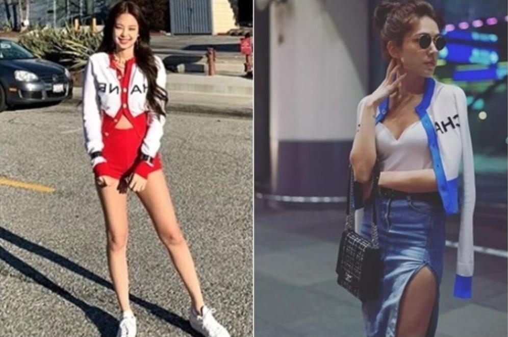 Cuộc chiến váy áo giữa Black Pink và mỹ nhân Trung Quốc-4