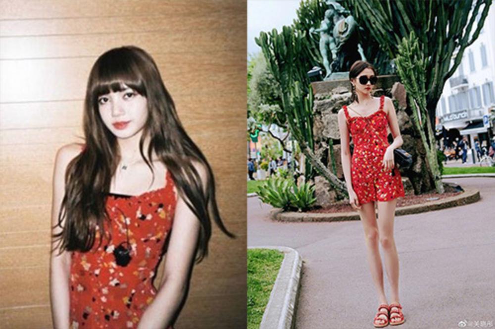 Cuộc chiến váy áo giữa Black Pink và mỹ nhân Trung Quốc-10