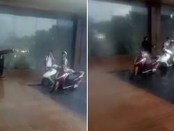 Nhân viên đuổi người trú mưa, Grand Plaza Hotel nhận 'bão' 1 sao