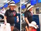 Các hãng bay từ chối bán vé cho nữ đại úy công an Lê Thị Hiền