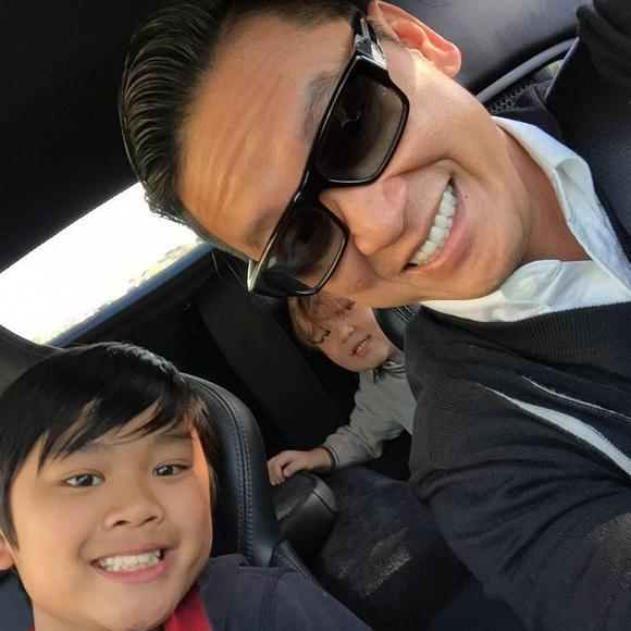 VZN News: Chân dung bạn trai Việt kiều của Hoa hậu Dương Mỹ Linh-4