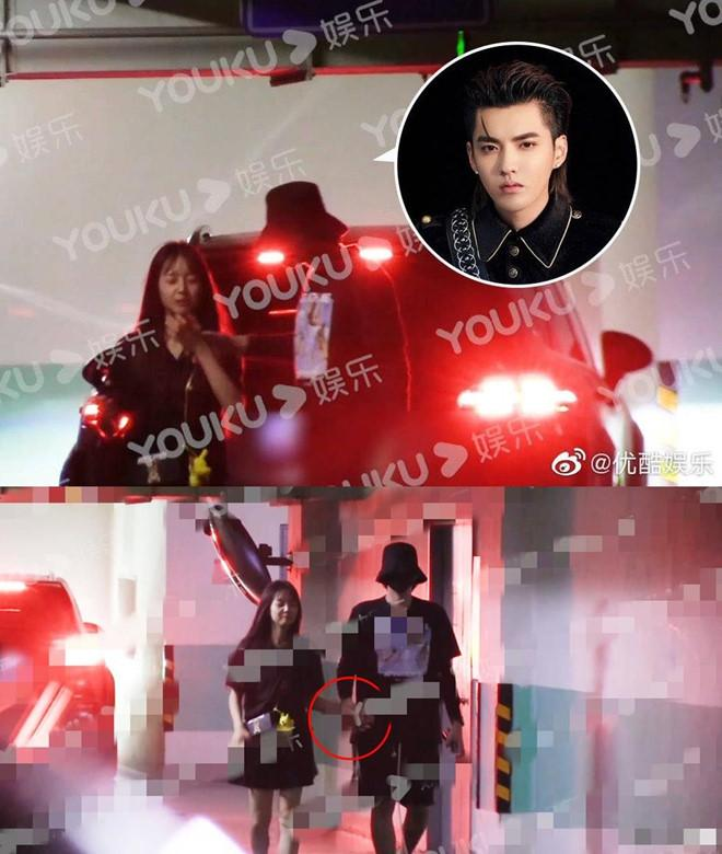 VZN News: Đường Tăng Ngô Diệc Phàm lần đầu bị lộ ảnh hẹn hò-1