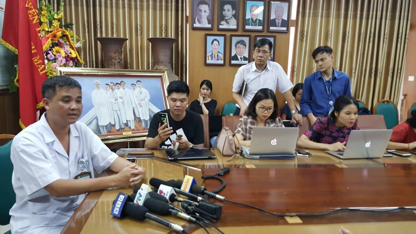 Bệnh viện Bạch Mai họp cảnh báo nhiễm độc thủy ngân-1