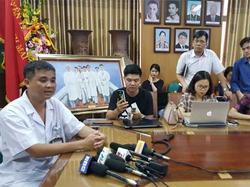 Bệnh viện Bạch Mai họp cảnh báo nhiễm độc thủy ngân