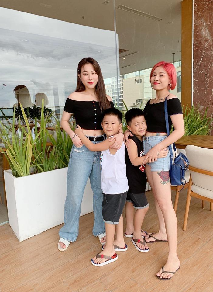 VZN News: Sau ồn ào bị đồn lộ clip nóng, MC Hoàng Linh cùng gia đình đi hâm nóng tình cảm theo cách đặc biệt-6