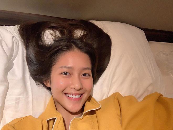 Nhã Phương trang điểm tươi trẻ như gái 18 - Em bé Hà Nội Lan Hương xuất hiện với diện mạo lạ lẫm-8