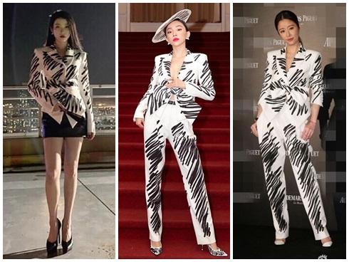 SAO ĐỤNG HÀNG THÁNG 8: Hồ Ngọc Hà, Thanh Hằng đụng hàng xuyên quốc gia vẫn khẳng định đẳng cấp thời trang đỉnh cao-7