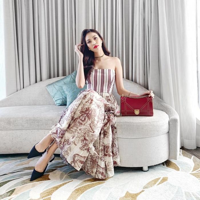 VZN News: Cuộc sống như bà hoàng của Ngô Trà My - Đặng Thu Thảo - Lan Khuê sau khi lấy chồng đại gia-8