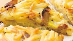 'Nâng cấp' món bánh khoai bình dân thành phiên bản sang chảnh