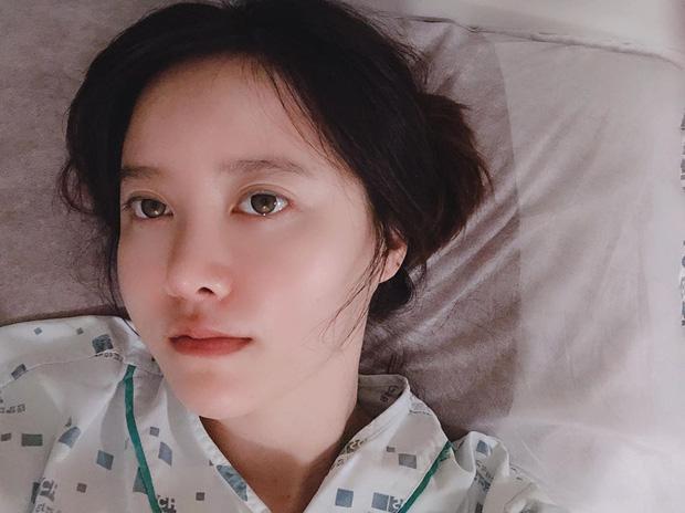 VZN News: Goo Hye Sun nhập viện gấp để phẫu thuật khối u giữa bão ly hôn chấn động-2