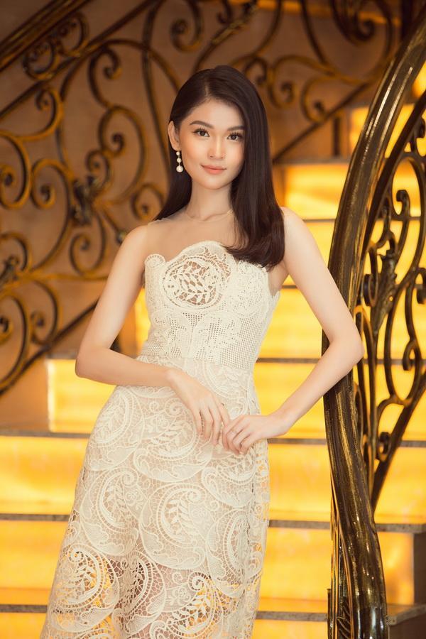 VZN News: Á hậu Tường San chính thức đại diện Việt Nam dự thi Miss International 2019-7