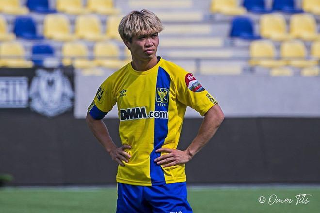 Công Phượng thân thiết với Messi Hàn vừa gia nhập đội bóng Bỉ-2