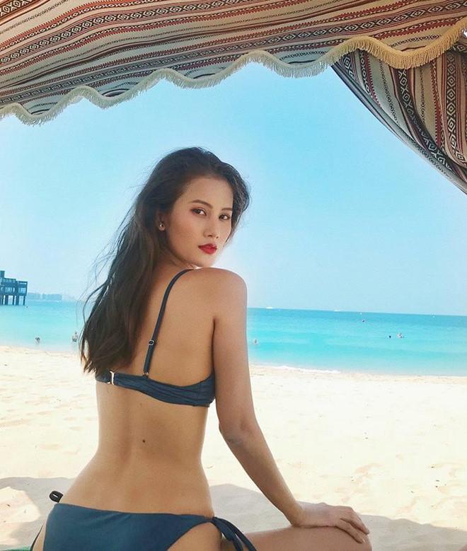 Quán quân Next Top Hương Ly thi Hoa hậu Hoàn vũ Việt Nam lần 2-1
