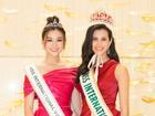 Á hậu Tường San chính thức đại diện Việt Nam dự thi Miss International 2019