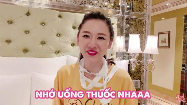 Trấn Thành so sánh Hari Won với con bán vé số khi đập hộp túi hàng hiệu chồng tặng bằng...răng-2