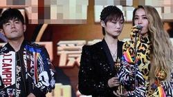 Châu Kiệt Luân và tình cũ Thái Y Lâm né nhau khi đứng trên sân khấu