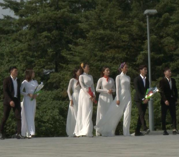 Đỗ Mỹ Linh lại bị ghét chỉ vì mặc áo dài trắng hơn dàn mỹ nhân toàn hoa hậu á hậu tại Cuộc đua kỳ thú 2019-2