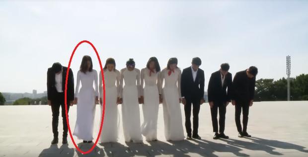 Đỗ Mỹ Linh lại bị ghét chỉ vì mặc áo dài trắng hơn dàn mỹ nhân toàn hoa hậu á hậu tại Cuộc đua kỳ thú 2019-3