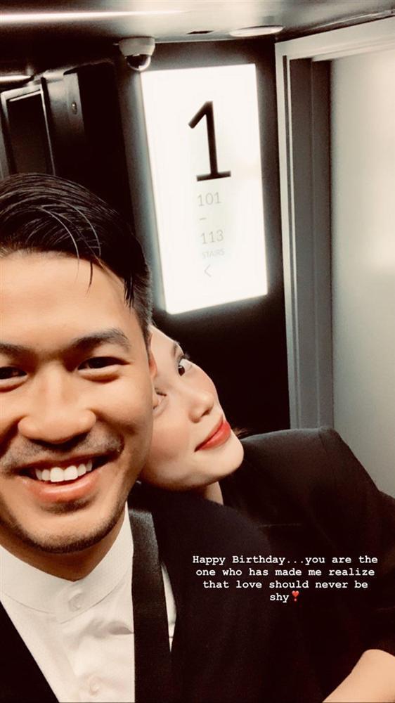 Phillip Nguyễn đăng ảnh tình tứ mừng sinh nhật hot girl Linh Rin-1