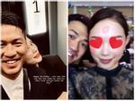 Phillip Nguyễn đăng ảnh tình tứ mừng sinh nhật hot girl Linh Rin