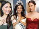 Bản tin Hoa hậu Hoàn vũ 31/8: Hoàng Thùy không phải thí sinh châu Á lọt vào mắt xanh cựu Miss Universe