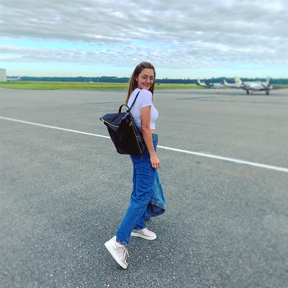 VZN News: Bản tin Hoa hậu Hoàn vũ 31/8: Hoàng Thùy không phải thí sinh châu Á lọt vào mắt xanh cựu Miss Universe-7