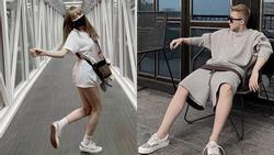 Thiều Bảo Trâm tiếp tục dùng đồ đôi với Sơn Tùng M-TP