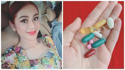 Uống cả nắm thuốc mỗi sáng, Lâm Khánh Chi ngậm ngùi: 'Sức khỏe của tôi ngày càng yếu đi'