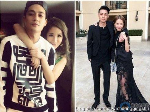 Tiêu Á Hiên - mỹ nhân Đài Loan thường yêu bạn trai kém nhiều tuổi-6