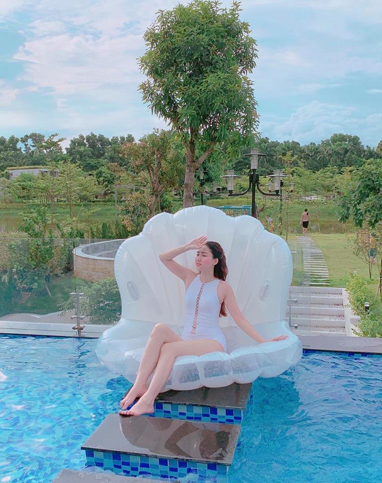 Ngân Khánh tiết lộ khoảnh khắc ấm áp của vợ chồng Lê Phương sau khi sinh con-9
